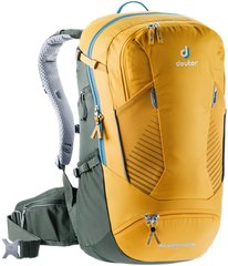 Рюкзак Deuter Trans Alpine 30 колір 9203 curry-ivy